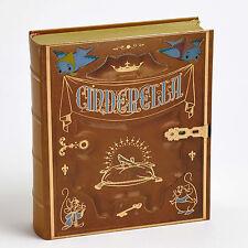 Disney Enesco Cinderella Storybook Notecard Set Walt Disney Archives NEW