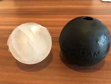 Macallan Whisky En Caoutchouc Silicone Ice Ball Maker Mould