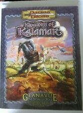 Geanavue stones peace the kingdoms of kalamar dungeons and dragons D&D RPG book