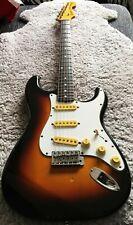 Vintage 1983 Japan Fender Squier JV Stratocaster