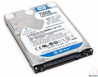 "750GB 5400 RPM 2.5"" Internal Laptop Hard Drive HDD HD - FULLY TESTED"