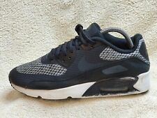 Nike Air Max 90 Ultra 2.0 se (GS) Zapatillas Negro/Blanco Reino Unido 6 EUR 40 US 7