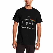 PINK Pink Floyd Cotton T-Shirts for Men