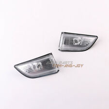 Pair of Left + Right Side Mirror Turn Signal Lamp Light for VOLVO XC60 2009-2013