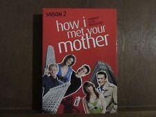 How i met your mother, comment je l'ai rencontrée Saison 2/ Coffret 3 DVD