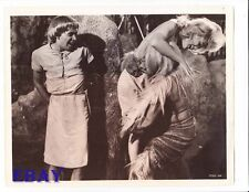 Monster carries Yvette Mimieux VINTAGE Photo Time machine