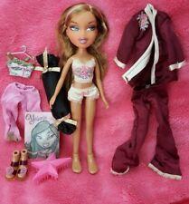 bratz nighty night yasmin doll with sleep clothes 2 outfits