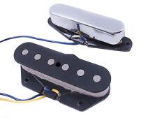 Genuine Fender Deluxe Drive Telecaster Pickups, Set of 2, 099-2223-000 NEW