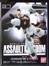 "BANDAI GUNDAM Assault Kingdom vol.9 "" Gundam Mk-II [A.E.U.G.] "" Free shipping"
