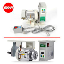 Electric Brushless Servo Motor For Industrial Sewing Machine 600w 4500rpm Usa