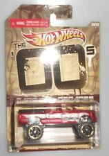 HOT WHEELS CARS OF THE DECADES DODGE RAM 1500 RED 2000's Very Hard To Find