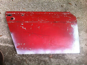 MG Midget , Austin Healey Sprite Right Door Shell Fits 1964 On