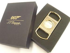 S.T. Dupont James Bond Collection Cigar Cutter 007 Gold (003412)