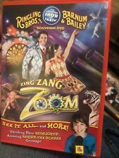 Ringling Bros & Barnum & Bailey Circus Zing Zang Zoom 139th Edition 2009, DVD