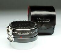 Vivitar Mc Tele Konverter 2X Für Nikon F