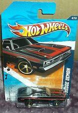 2011 Hot Wheels #84-244 Street Beasts Black '71 Dodge Demon Diecast 4+ Malaysia