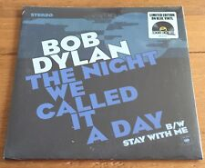 """Bob Dylan - The Night We Called It A Day 7"""" Vinyl Sealed"""