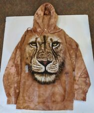 The Mountain Lion Big Cat 2011 Hoody New Size Small