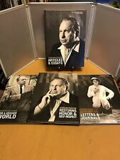 The L. Ron Hubbard Series Book Lot of 4 Letters & Journals, Articles & Essays...