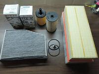 Original Inspektionspaket Intervall Service Paket VW Golf 5 6 Passat 3C 2.0TDI