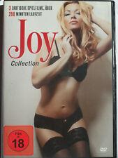 3 Filme Joy Collection Erotik Sammlung - über 4 Stunden wilde Lust - Claudia Udy