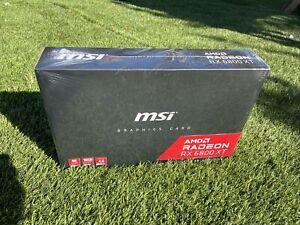 New and Unopened MSI AMD Radeon 6800 XT 16GB GDDR6 Graphics Card