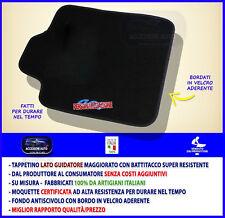 Tappetini Peugeot 407 2004>2011 Guidatore 1 tappetino auto su misura antiscivolo