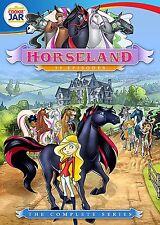 Horseland Complete Series DVD Set Collection TV Show Kids Children Cartoon Horse