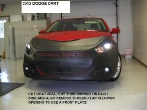 Lebra Front End Mask Cover Bra Fits 2013-2016 Dodge Dart 13-16