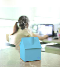 New Mini USB Blue Humidifier Fogger House Style Humidifier Diffuser Nebulizer