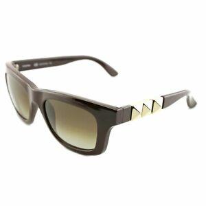 Valentino Sonnenbrille V691S-642 Damen Sunglasses Women Rubin Rot Gold NEU & OVP