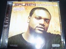 Splash The Ripple Effect Limited (Australia) 2 CD Edition – Like New