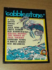 COBBLESTONE VOL 3 #27 SUMMER 1977 US MAGAZINE OFFICIAL HARLAN THE DUCK~