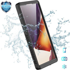 Shockproof Waterproof Underwater Cover Case For Samsung S21 S20 Ultra Note 20 S9