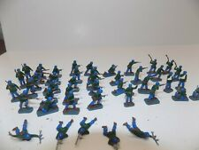 Painted 88 WWII AIRFIX + Revell German Infantry Paratroopers 1/72