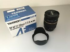 Tamron SP A016 17-50 mm F/2.8 XR Di-II LD Aspherical IF AF SP Objektiv Canon