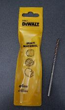 Dewalt DT6517 Multi Material Drill Bit 4mm x 103mm