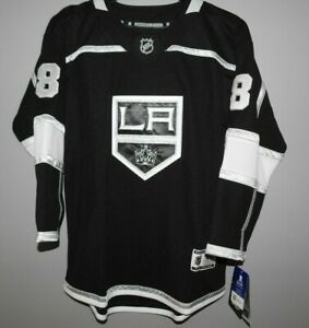 NHL Los Angeles Kings #8 DOUGHTY Hockey Jersey New Youth Sizes MSRP $100
