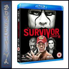 WWE: SURVIVOR SERIES - 2014 **BRAND NEW BLU-RAY**
