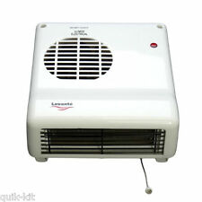 Levante LEVBHN2000 Downflow Wall Mounted Fan Heater IP21 2kW