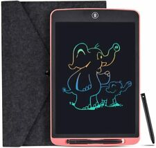 LCD Writing Tablet, 12 Inch Colorful Digital ewriter Electronic Graphics Tablet