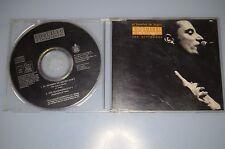 Loquillo y Trogloditas - El hombre de negro CD-Single promo