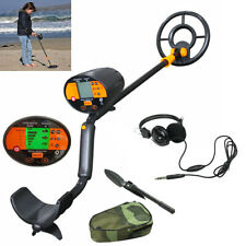 Waterproof Metal Detector Kit Deep Sensitive Search Coil Gold Digger Hunter