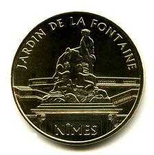 30 NIMES Jardin de la fontaine, 2011, Monnaie de Paris