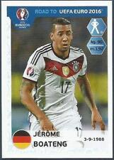 PANINI ROAD TO UEFA EURO 2016- #051-GERMANY-JEROME BOATENG