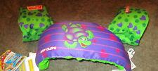 Body Glove Kids Paddle Pals Life Jacket purple pink turtle 30-50 lbs