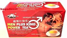 2 Box Tai Chi Men Plus King Power Tea, (Male Sexual Enhancement Tea) 24 Tea bags