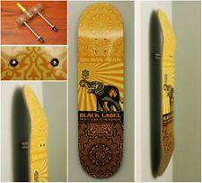 Skateboard Wall Rack | Skateboard Display Kit with Drill Bit | StoreYourBoard
