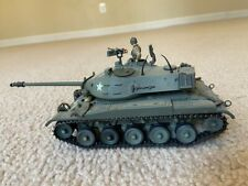 1:32 21st Century Toys Ultimate Soldier M41 Walker Bulldog Tank No Reserve $1 St