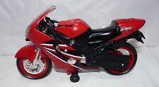 Toy State Industrial Kawasaki Motorcycle Ninja Red Road Rippers ZX-10R Wheelie
